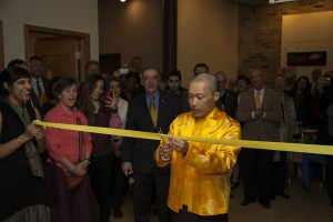 Sakyong Mipham at the Chicago Center Opening, photo by BHH Studios