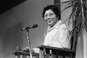 Chogyam Trungpa, Rinpoche #4, 1974, photo by Hudson Shotwell