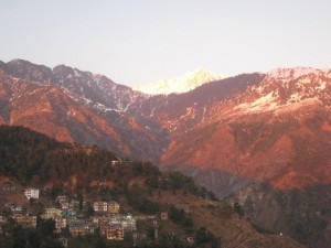 Dharamsala, photo by Sara Lewis