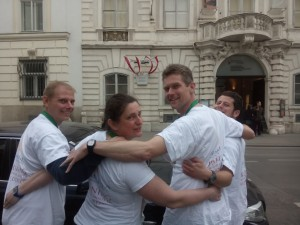 Vienna Shambhala marathoners