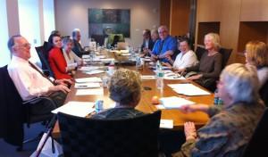 Trust Meeting Members