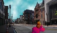 Downtown Mr Huggins
