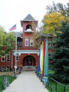 Naropa Bell Tower 2