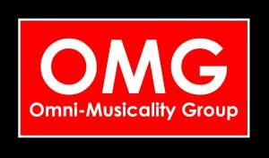 OMG Logo red