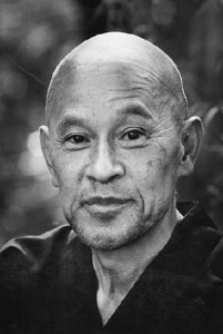 Shunryu Suzuki by Robert Boni