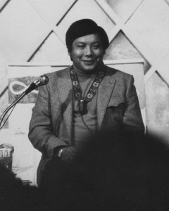 Trungpa Rinpoche teaching in North America, circa 1970, photographer unknown