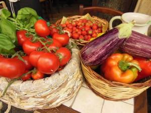 Veggies courtesy of Burlington Shambhala
