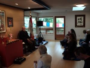 2012 Aging Seminar, Seattle