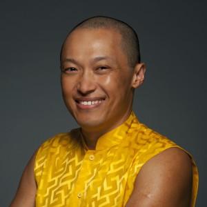 Sakyong Mipham Rinpoche, photo courtesy of BHH Studios