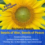 Seeds of War, Seeds of Peace