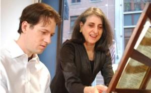 Madeline Bruser teaching