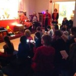Ottawa Shambhala Center celebrates in their new space