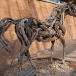 Farewell, Wood Horse