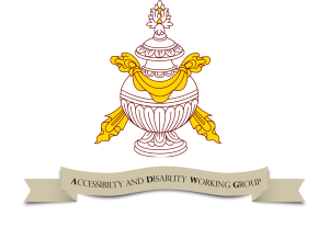 A and D logo