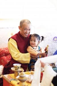 The Sakyong and Jetsun Yudra (Photo credit BHH Studios)