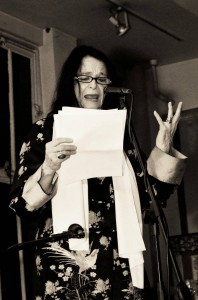 Performance by Anne Waldman