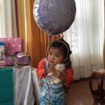 Jetsun Yudra Celebrates Her 2nd Birthday