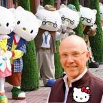 Reoch Celebrates at Theme Parks