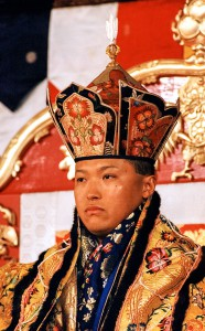 The Enthronement of Sakyong Mipham, photo © Marvin Moore