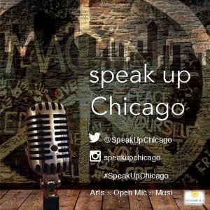 Speak Up Chicago, photo by BhhStudios