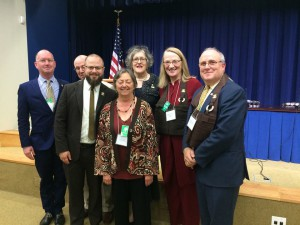 The Shambhala Delegation to the Buddhist Leaders Conference and White House Briefing in the Briefing Auditorium at the WH