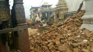 demolished holy site