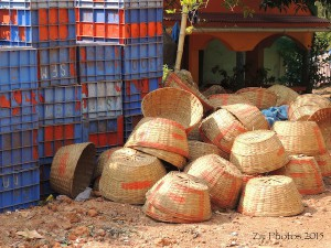 Crates and Baskets Goa