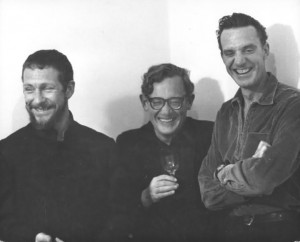 Philip Whalen, Gary Snyder and Lew Welch