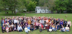 International Western Dharma Teachers Gathering, Omega Institute, NY, June 1-5, 2015