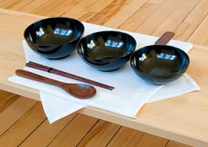 Oryoki bowls, courtesy of babblingbuddha.emeraldcity.bc.ca