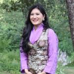 Sakyong Wangmo Visits Karme Choling