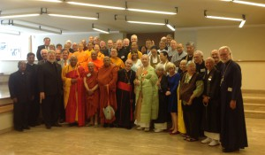 Buddhist Catholic assembly