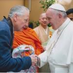 Shambhala Meets the Pope