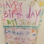 Jetsun Drukmo Celebrates 5th Birthday