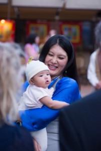 Joyful Sakyong Wangmo