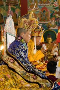 Rinchen Terdzo Orissa 2008-2009