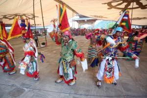Gesar Dancers