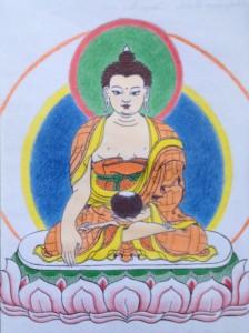 Buddha image by Jampa Pawo