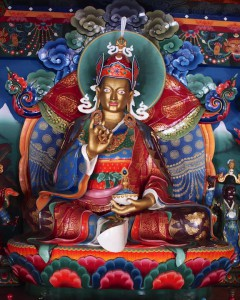 Gesar as Guru
