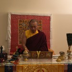 The Sakyong's Year-End Practices