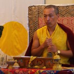 Sakyong to Perform Healing and Enriching Practices