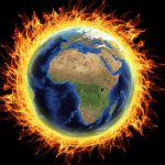 The Earth is Heating Up