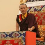 Sakyong Conducts Pujas