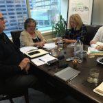 Halifax Hosts Trust Meeting
