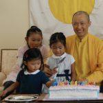 Jetsun Yudra Celebrates 4th Birthday